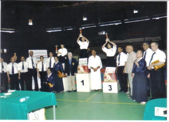 photos souvenirs des festivités de decernement des coupes aux vainqueurs